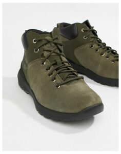 Timberland Westford hiker boots in green