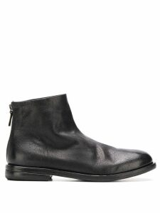 Marsèll slouchy ankle boots - Black