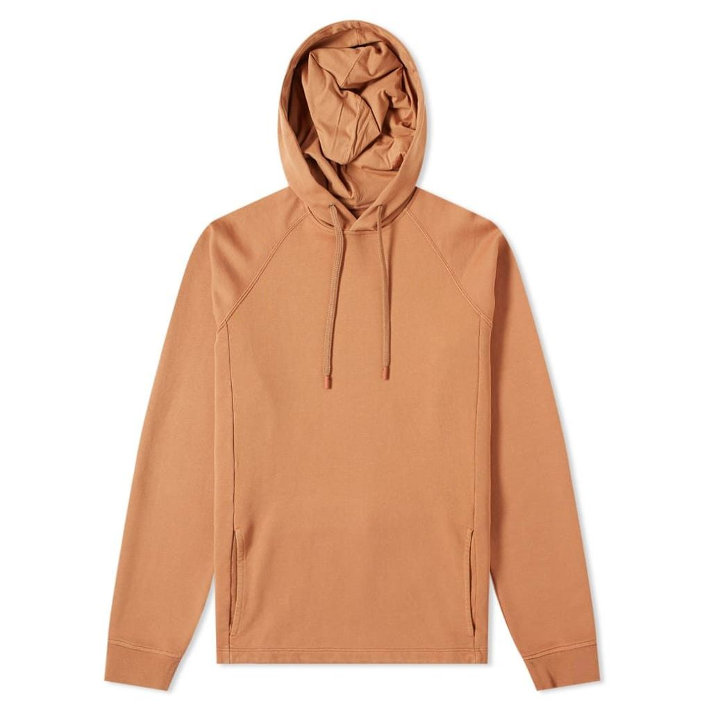 Folk Rivet Hoody Clay