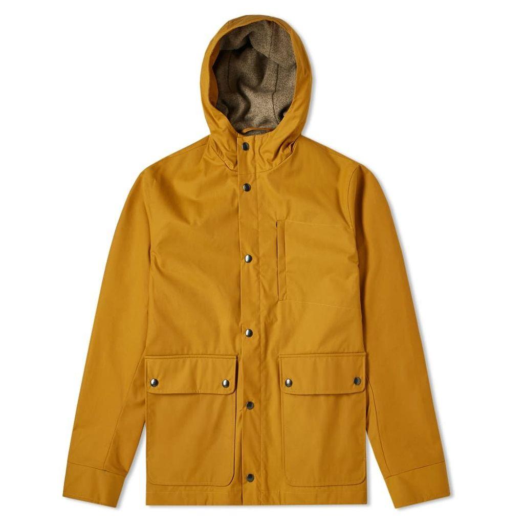 Oliver Spencer Helvellyn Jacket Fine Wax Mustard