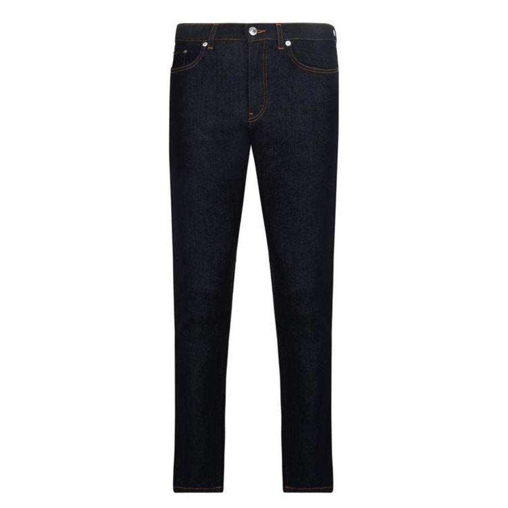 VERSACE COLLECTION Medusa Pocket Jeans