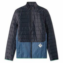 Barbour Glenridding Quilted Jacket Navy