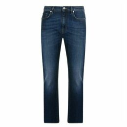 Versace Collection Medusa Pocket Slim Fit Jeans