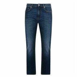 Versace Collection Medusa Pocket Slim Fit Jeans
