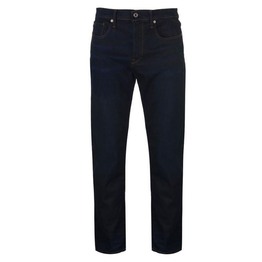 G Star 3301 Indigo Relaxed Fit Jean