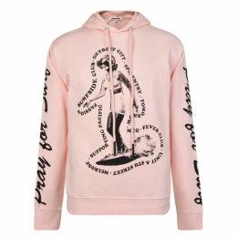 McQ Alexander McQueen Surf Hooded Sweatshirt