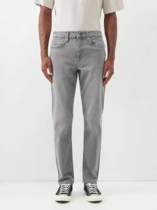 Orlebar Brown - Stoneleigh Linen Trousers - Mens - Navy