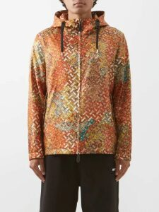 Givenchy - Hooded Quilted Jacket - Mens - Black