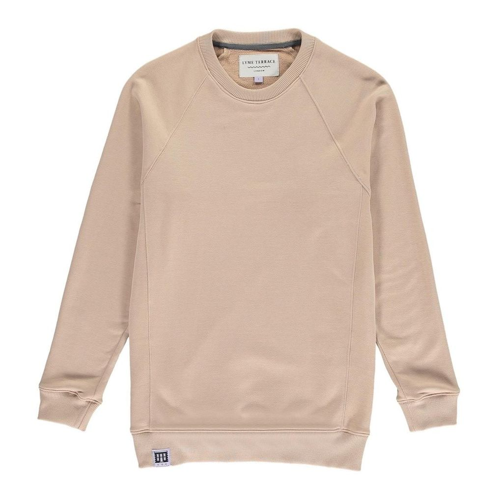 Lyme Terrace - Organic Cotton & Recycled Polyester Desert Sweater