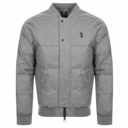 Luke 1977 Quilted Jacket Grey