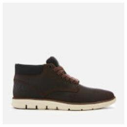 Timberland Men's Bradstreet Leather Chukka Boots - Potting Soil Saddleback - UK 11 - Brown