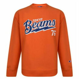 Champion X BEAMS Crew Neck Sweatshirt