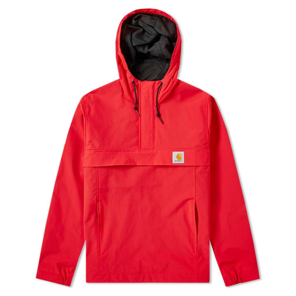 Carhartt Nimbus Pullover Jacket Cardinal