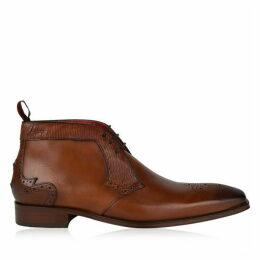 Jeffery West Scarface Chukka Boots