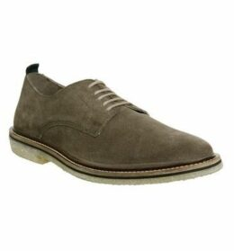 Walk London Darcy Crepe TAUPE SUEDE