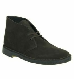 Clarks Originals Desert Boot BROWN SUEDE