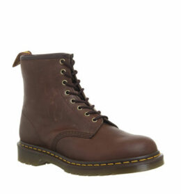 Dr. Martens Dm 8 Eye Lace Boot GAUCHO CRAZYHORSE