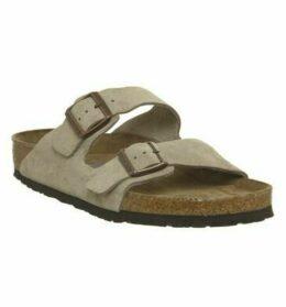Birkenstock Arizona Two Strap Sandals TAUPE