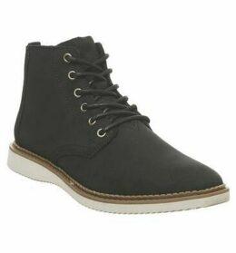 Toms Porter Boot BLACK