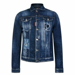 DSquared2 Classic Denim Jacket