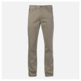 Polo Ralph Lauren Men's Straight Fit Prospect 5 Pocket Pants - Khaki