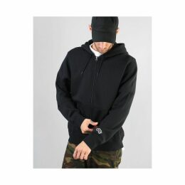 Nike SB Icon Essential FZ Hoodie - Black/Black (S)