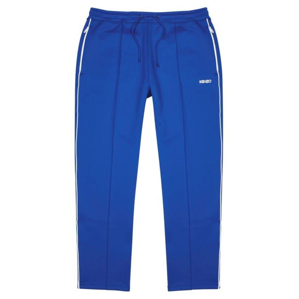 Kenzo Blue Jersey Sweatpants