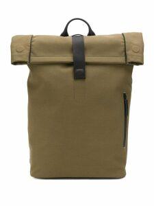 Troubadour Basecamp rucksack - Green