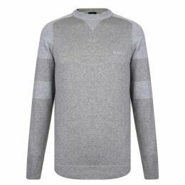 Boss Crew Knitted Sweatshirt