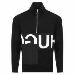 HUGO Darrius Sweatshirt Black