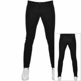 Emporio Armani J45 Regular Fit Jeans Blue