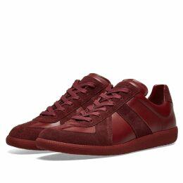 buy popular 2921f 8de05 Maison Margiela 22 Tonal Replica Sneaker Bordeaux