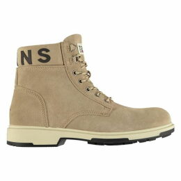Tommy Jeans Collar Mens Suede Boots