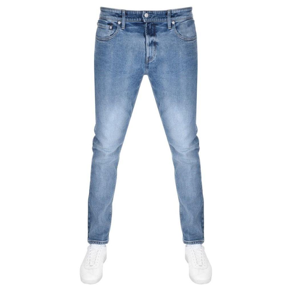 Calvin Klein Jeans Skinny Fit Jeans Blue