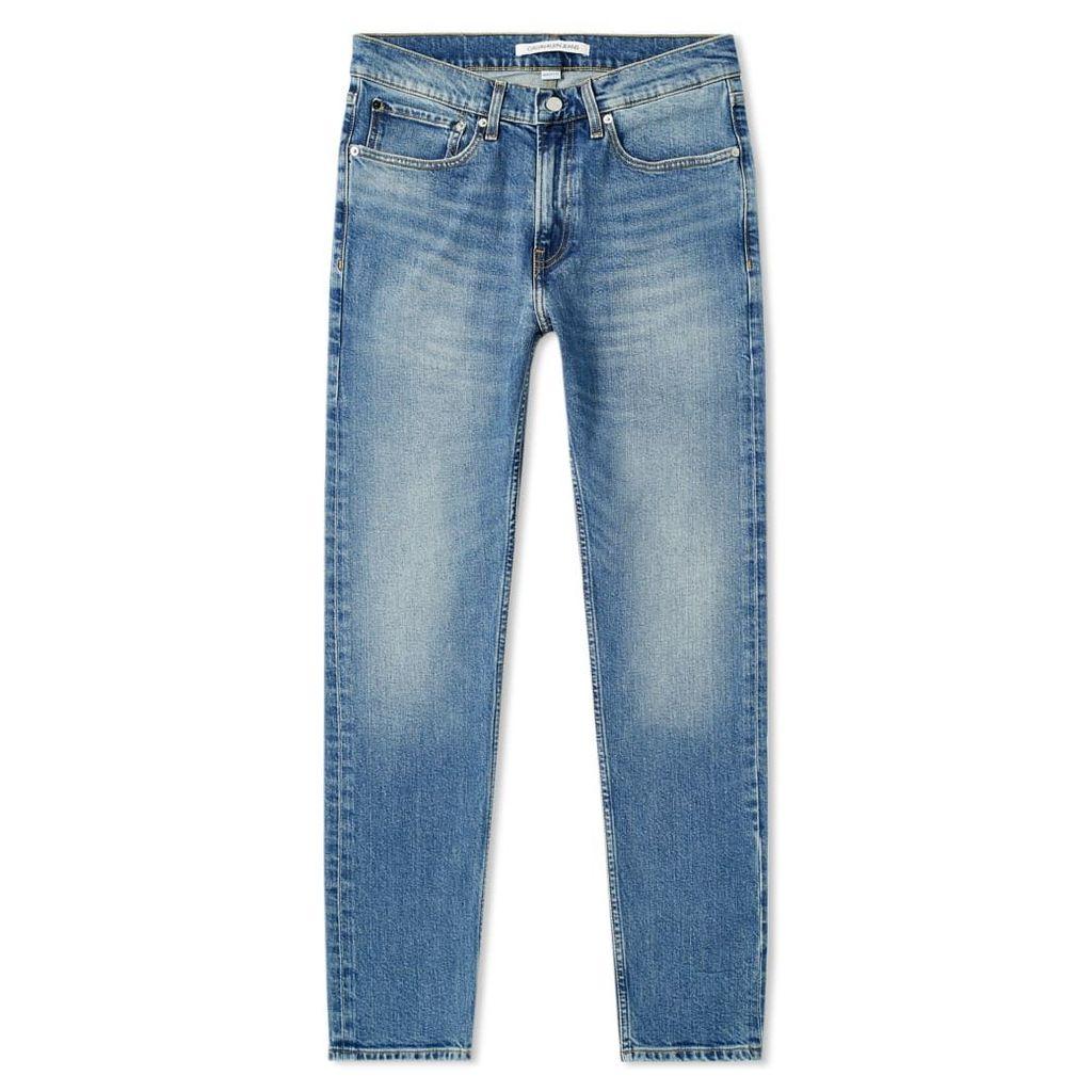 Calvin Klein CKJ 016 Skinny Fit Jean Geraldton Blue