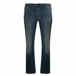 Emporio Armani J06 Washed Jeans
