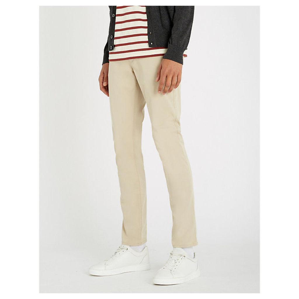 Gab slim-fit tapered jeans