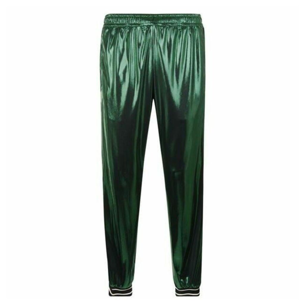 GUCCI Oversized Laminated Jogging Bottoms