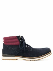 Tommy Hilfiger Outdoor ankle boots - Blue