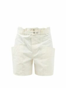 Iffley Road - Onslow Mid Rise Track Pants - Mens - Grey