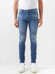 Valentino - Camo Art Print Jacket - Mens - Pink Multi