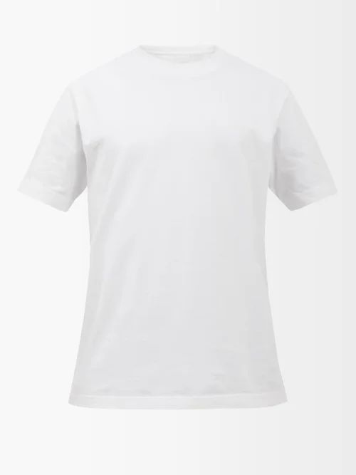 Balmain - Distressed Biker Jeans - Mens - Blue