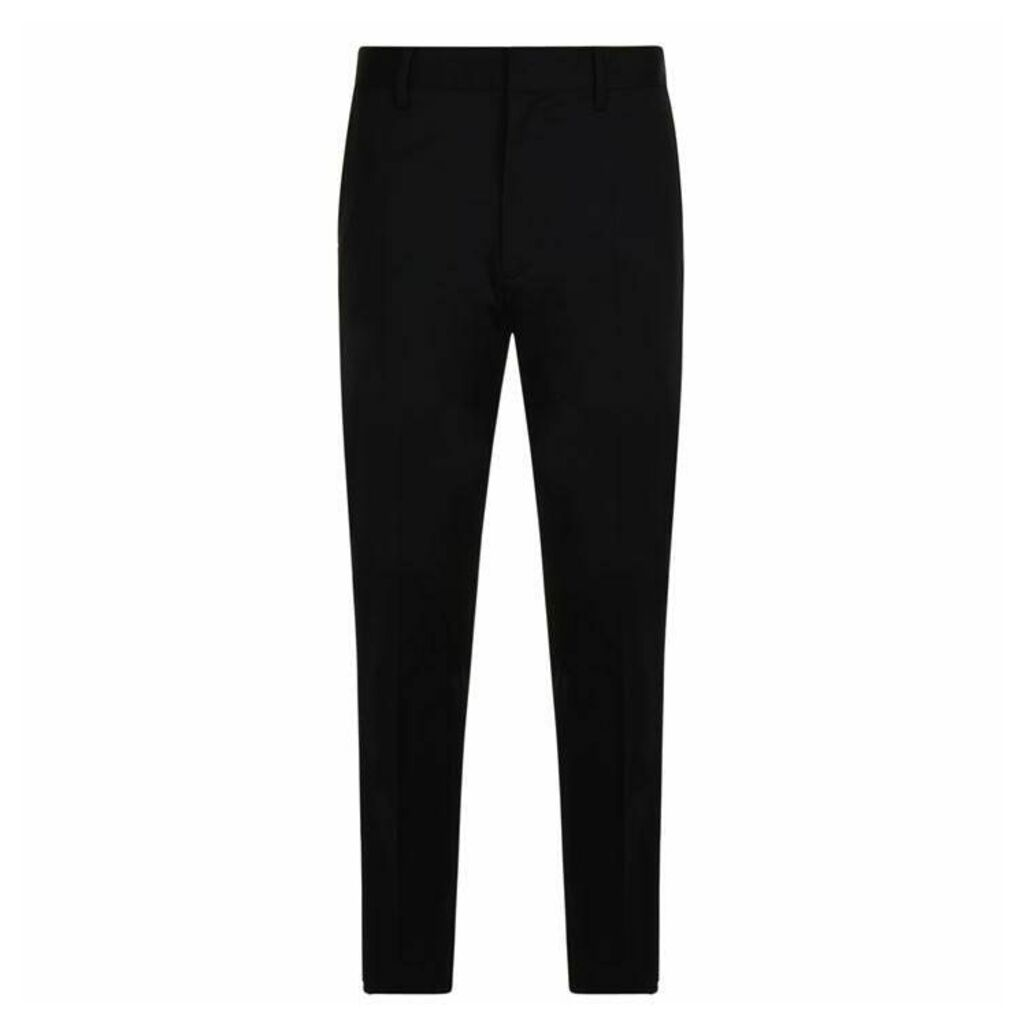 DSQUARED2 Stretch Wool Trousers