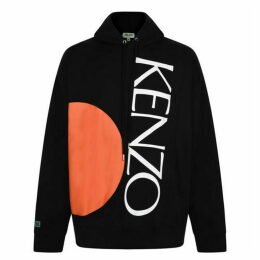 Kenzo New Signature Hooded Sweatshirt