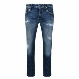 Just Cavalli Distressed Jeans