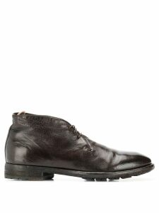 Officine Creative Princeton Chukka boots - Brown