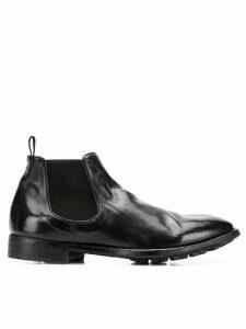Officine Creative Princeton Chelsea boots - Black