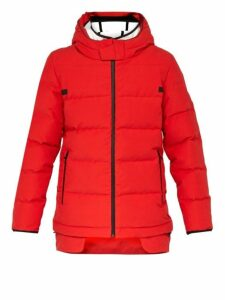 Templa - 3l Puffer Jacket - Mens - Red