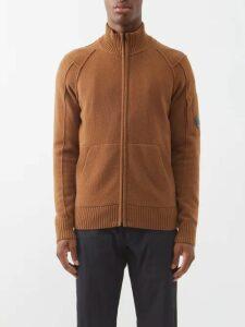 Handvaerk - Flex Raglan Sleeve Pima Cotton Sweatshirt - Mens - Grey