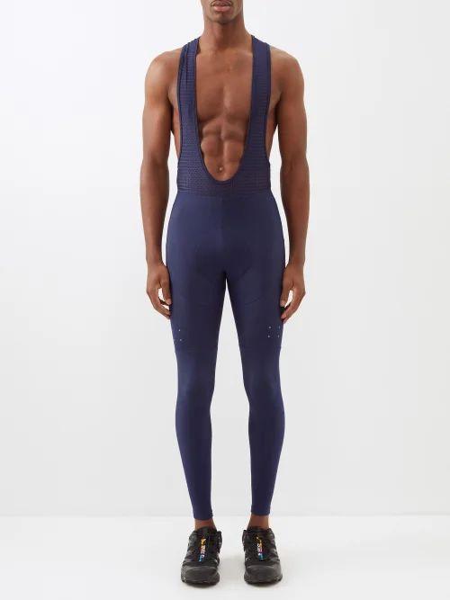 Off-white - Distressed Logo Purl Knit Sweatshirt - Mens - Grey